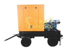 移动式凸轮转子泵车